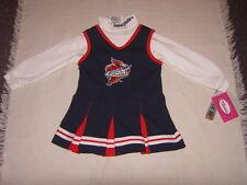 Ncaa Iowa State Cyclones Cheerleader Dress Sz 2T Nwt