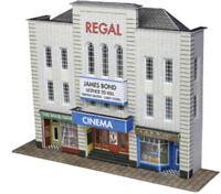 Metcalfe Low Relief Cinema N Gauge Card Kit PN170