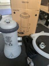 INTEX 1000 GPH Easy Set GFCI Swimming Pool Filter Pump   28637EG (New Open Box)