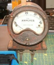 More details for vintage gec ammeter