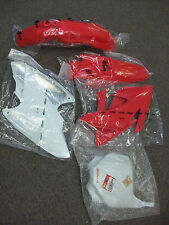 UFO BODY KIT PLASTIC FENDERS NUMBER PLATES FOR HONDA CRF150F CRF230F CRF 150 230