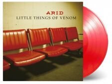 Arid ‎LP Little Things Of Venom - Tirage limité 500 exemplaires, Vinyl rouge