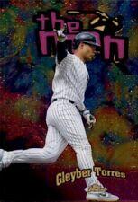 2020 Topps Finest THE MAN Insert Gleyber Torres New York Yankees #FTM-8
