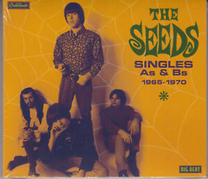 The Seeds – Singles As & Bs 1965-1970, CD New