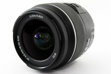 Sony SAL1855 DT SAL 18-55mm f/3.5-5.6 SAM Lens [Exc w/Filter Japan [jkh]