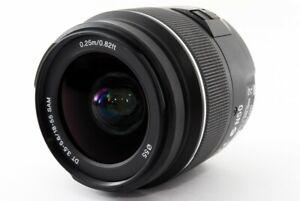 Sony SAL1855 DT SAL 18-55mm f/3.5-5.6 SAM Lens [Exc w/Filter Japan [jkh]