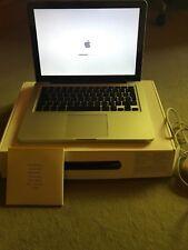"Apple MacBook Pro 13.3"" (Glossy) 2.66 GHz 8GB RAM 256GB SSD (Teildefekt)"