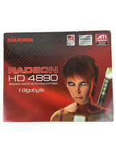 Diamond Multimedia Radeon HD Gaming Video 4890 Graphics Card 1GB