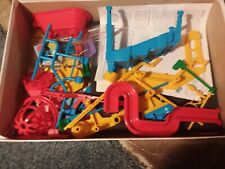 New listing Mouse Trap Game Replacement Parts - Cage & Post
