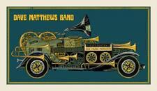Dave Matthews Band poster Pnc Music Pavilion Charlotte, Nc 5/27/16