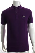 BNWT LACOSTE PH4012 BOHEME SLIM FIT COTTON POLO SHIRT SHORT SLEEVE SZ M/4 RRP£75
