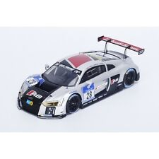 AUDI R8 LMS #28 WINNER NURBURGRING 2015 LTD TO 500PC 1/18 BY SPARK 18SG010