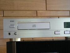 C.E.C. CD 2100 High End CD Player very good sounding