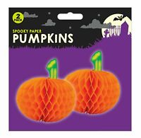 2X Spooky Halloween Character 3D Paper Lanterns Three for Halloween Decoration