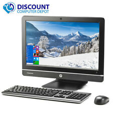 HP 8300 Pro All-In-One LED Desktop Computer Windows 10 Pro Core i7 PC 8GB 500GB