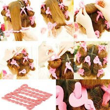 Soft Sponge Hair Curling Rollers Sleep Beauty Women Hair Curlers Tools 6PCS Gift