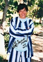 Jackie Chan Autographed 3.5 x 5 inch Photo