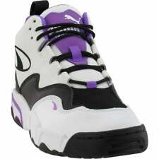 Puma Source Mid  Casual Basketball  Shoes - White - Mens