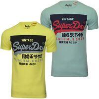 Superdry Mens T-Shirt 'O Tee'