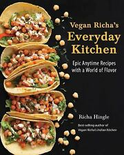 Vegan Richa's Everyday Kitchen: Epic Anytime Recipes with a World of Flavor (Pap