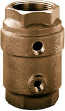 Control Center Check Valve, Brass, 1-In.
