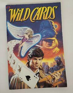 Wild Cards (Graphic Novel), Walton Simons,Howard Waldrop,Melinada Snodgrass,Lewi