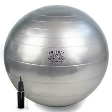 Anti-Burst Fitness Exercise Ball with Pump - Home Gym, Pregnancy Ball