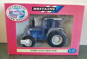 1997 VINTAGE BRITAINS FORD 5610 TRACTOR 9527 BOXED MINT