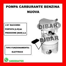 POMPA CARBURANTE PEUGEOT 307 CC 2.0 16 V DAL 2003 KW100 CV136 RFN 86