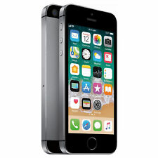 Apple iPhone SE 128GB Unlocked GSM Phone w/ 12MP Camera - Space Gray