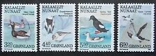 Greenland 1989 Birds. MNH. See Details.