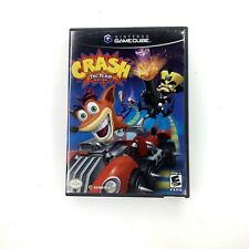 Crash: Tag Team Racing (Nintendo GameCube) Complete With Manual No Scratches