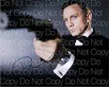 Daniel Craig signed James Bond 007 Royale 8X10 photo picture poster autograph RP