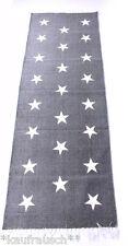 Tappeto lungo con stelle 70 x 200 GRIGIO STELLE corridoio Tappeto STELLE tappeto
