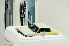1:18 AUTOart 75111 BMW 323i 1977 alpinwhite / weiß, NEU & OVP RAR