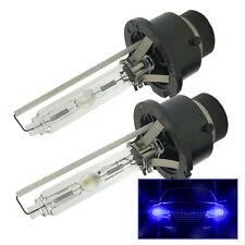 2 x HID Xenon Frontscheinwerfer Leuchtmittel 10000K blau D2S für Opel