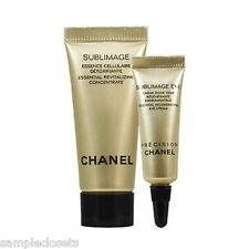 Chanel Sublimage Eye and Essential Revitalizing Concentrate. Sample x 2. Nib.