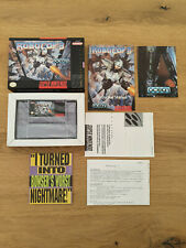SNES - Super Nintendo - COMPLETE - NTSC - Robocop 3 - BRAND NEW - USA CIB