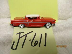 JT611 CMW HO 1958 Chevy Impala Hardtop