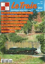 "LE TRAIN N° 202 DIORAMA HIVERNAL ""WHITE CHRISTMAS"" / AUTORAILS X 2800 / 150 Y"