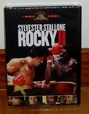 Pelicula DVD Rocky 2 precintada