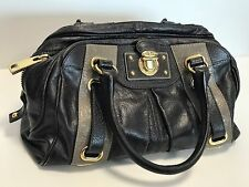 Genuine *Marc Jacobs* Brown Leather Zip Bowler Bag - Good Condition!
