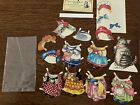 Set of KITTY CUCUMBER All Nation Paper Doll & Costumes