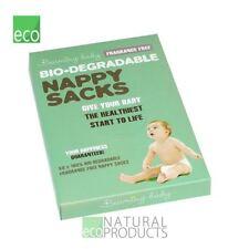 Beaming Baby Bio-dégradable Nappy sacs sans parfum 60