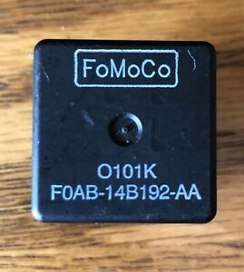 Ford Relay O101K F0AB-14B192-AA 5 PRONG BRAND NEW