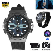 HD 1080P DVR Camera Wearable Wrist Watch Mini Waterproof Night Video Recorder