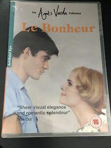 Le Bonheur DVD (2011) Jean-Claude Drouot, Varda  Agne's Varda Collection
