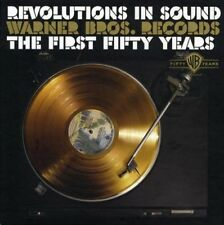 Revolutions in Sound: Warner Bros. Records - The First 50 Years [Box] SEALED NEW