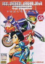 DVD JAPANESE ANIME Bubblegum Crisis Tokyo 2040 Vol.1-26End English Audio