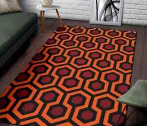 The Shining Overlook Hotel Carpet Area Rug